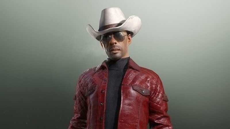 Looks like a cowboy-themed PUBG game is in the works