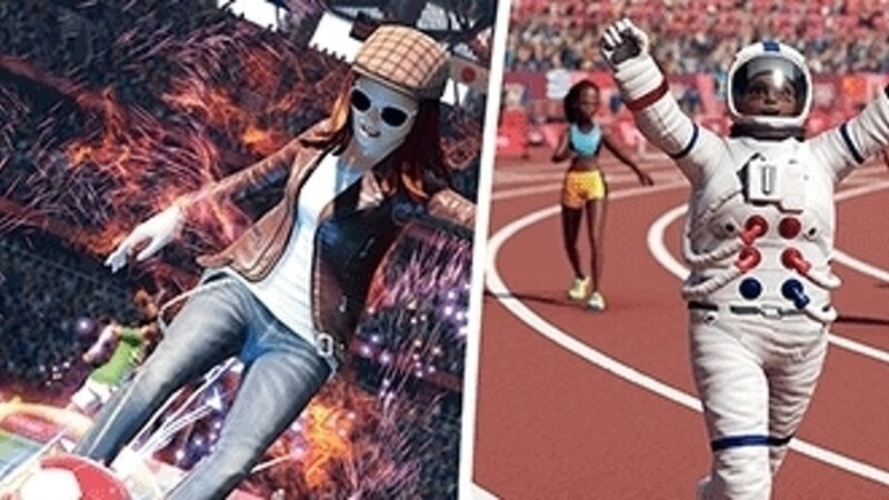 Sega quietly confirms official Olympics game for next month